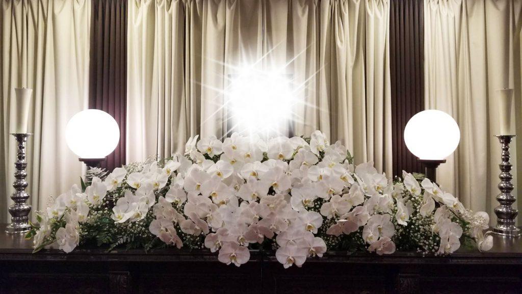 胡蝶蘭プラン 家族葬